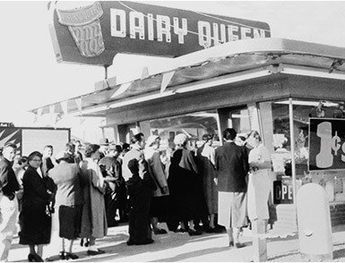 First Dairy Queen