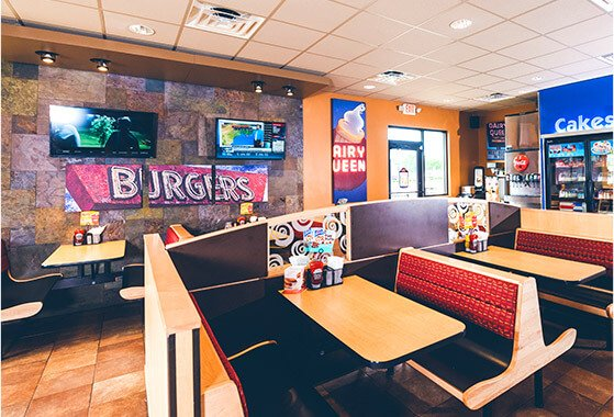 Dairy Queen Inside Grill & Chill